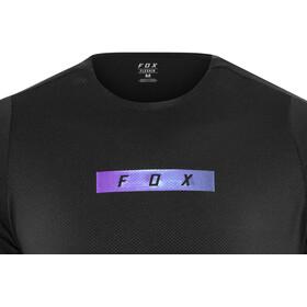 Fox Flexair Delta Kurzarm Trikot Herren black/black